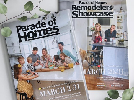 MY 5 FAVORITE TRENDS SHOWCASED ON THE 2019 PARADE OF HOMES, TWIN CITIES EDITION