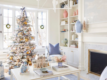How To Fill Your Home When The Tree Comes Down