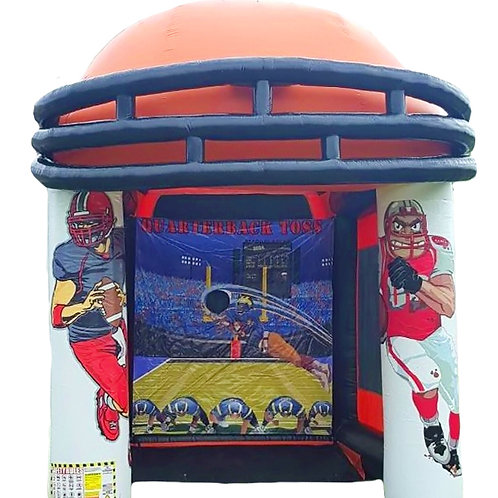 Football Toss Interactive Inflatable