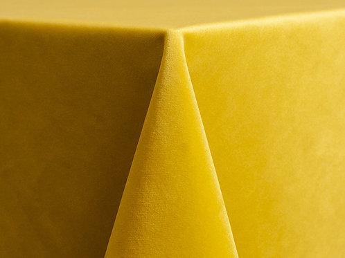 Velvet Sunshine Yellow Linens