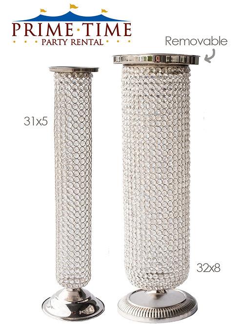 Crystal Pillars