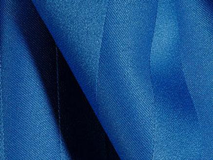 Poly Stripe Royal Linen