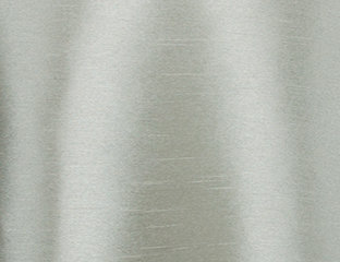 Supernova Shantung Silver Linen