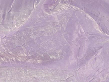 Iridescent Crush Smoked Purple Linen