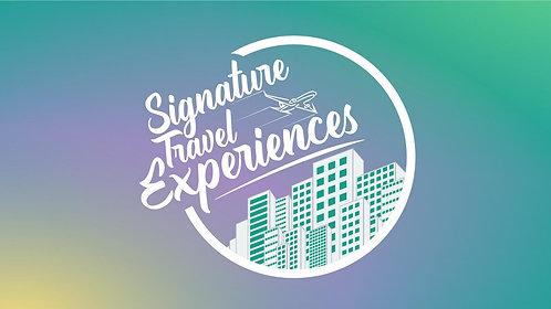 Signature Travel Experiences