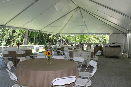 20 x 40 Frame Tent Package