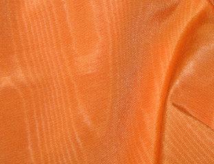 Bengaline Moire Mango Linen