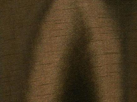 Nova Solid Chocolate Brown Linen