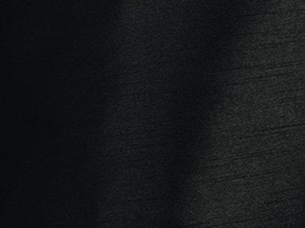 Nova Solid Black Linen