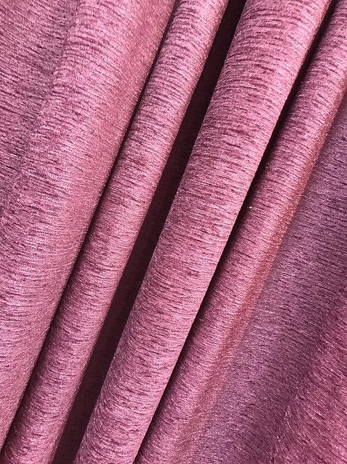 Velour Theater Purple Specialty Drape Panel 12'