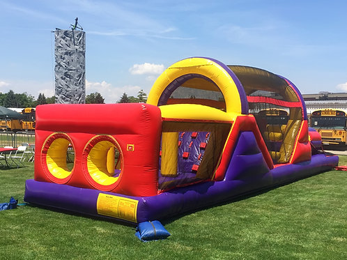 Inflatable Obstacle Course 30 foot