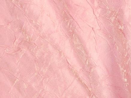Iridescent Crush Light Pink Linen