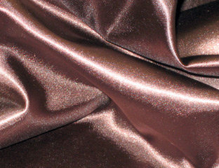 Satin Brown Linens