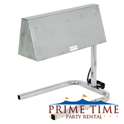 Free Standing Single Carving Heat Lamp