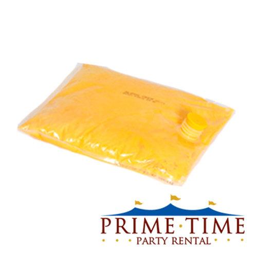 Nacho Cheese Bag 140 oz