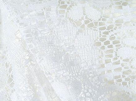 White Lace Linens