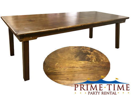Farmhouse Banquet Table