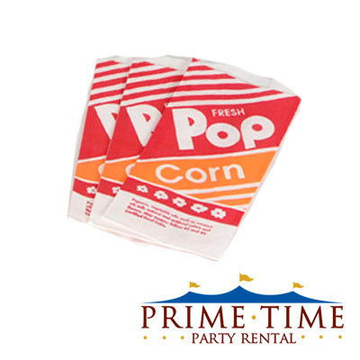 Popcorn Bags 100 pack