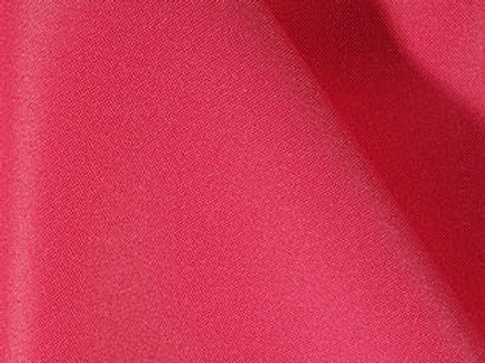 Solid Poly Fuchsia Linen