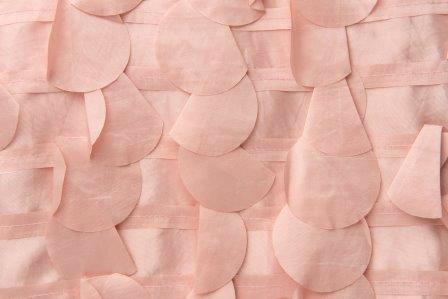 Taffeta Bubbles Light Pink