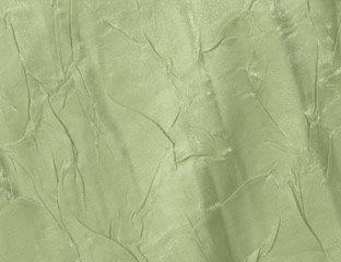 Iridescent Crush Sage Linen