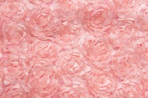 Pasadena Petals Pink Linens