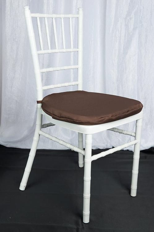 Brown Chair Pad