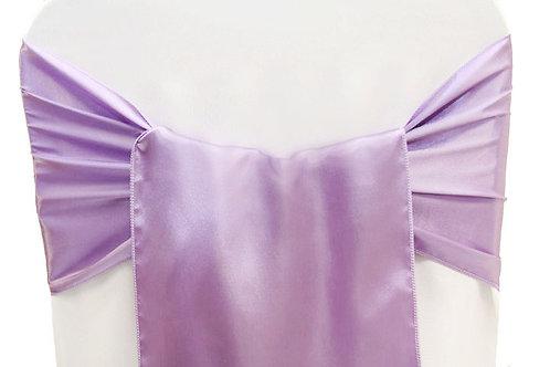 Lamour Lilac Chair Sash