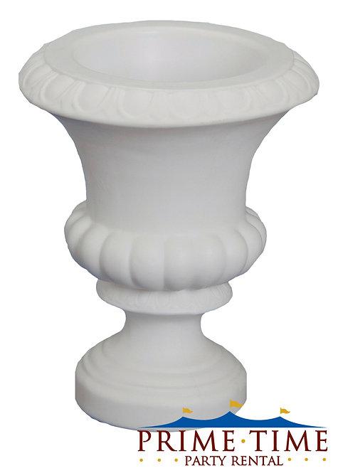 Classic White Urn