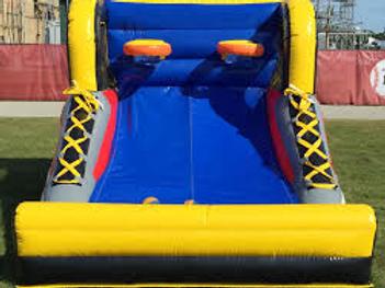 Pop-A-Shot Inflatable Basketball Mini