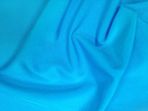 Matte Satin Turquoise Linens
