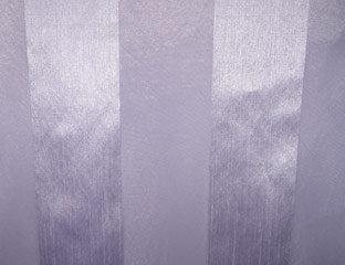 Eternity Stripe Sheer Lilac Linen