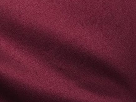 Matte Satin Burgundy Linens