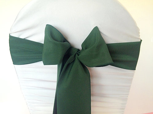 Poly Forest Chair Sash
