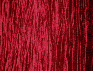 Crinkle Red Linens