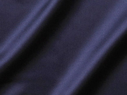 Matte Satin Navy Linens