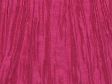 Crinkle Fuchsia Linens