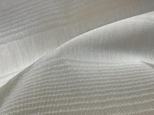 Bengaline Moire Ivory Linen