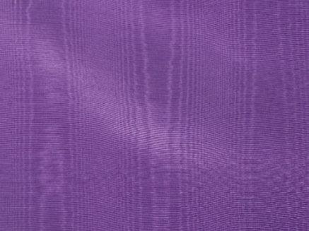Bengaline Moire Purple Linen