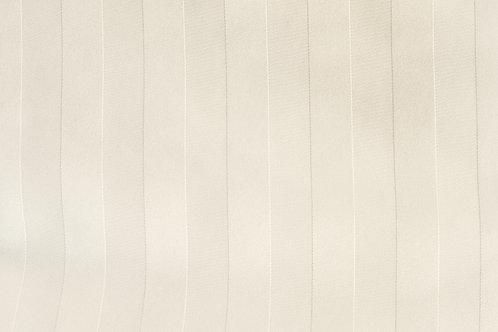 Poly Stripe Ivory Linen