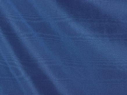 Bengaline Moire Royal Blue Linen