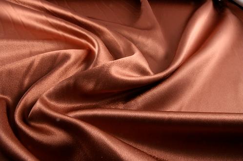 Matte Satin Copper Linens