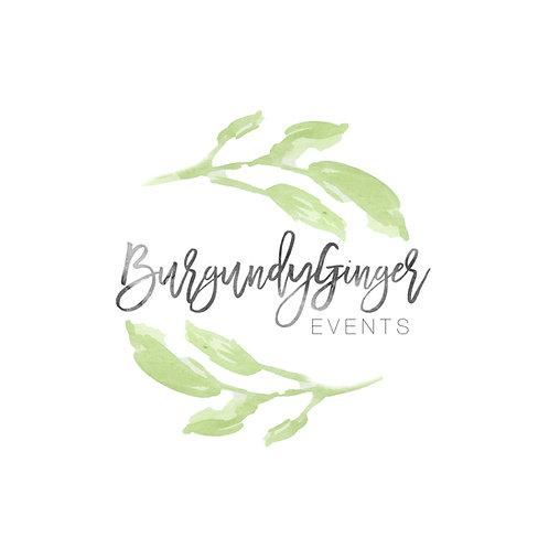 Burgundy Ginger Events
