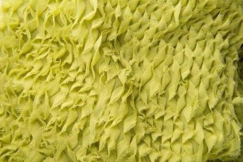 Chiffon Lime Ruffles