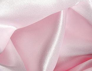 Satin Pink Chair Sash