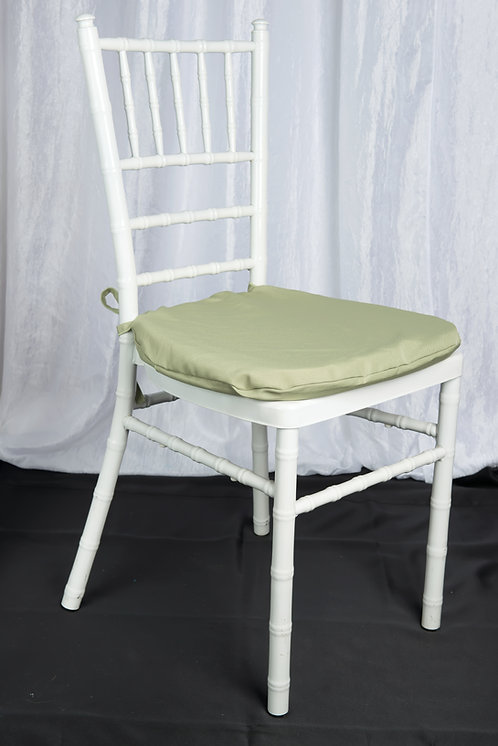 Light Olive Chair Pad