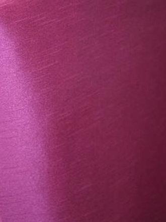 Nova Solid Fuchsia Linen