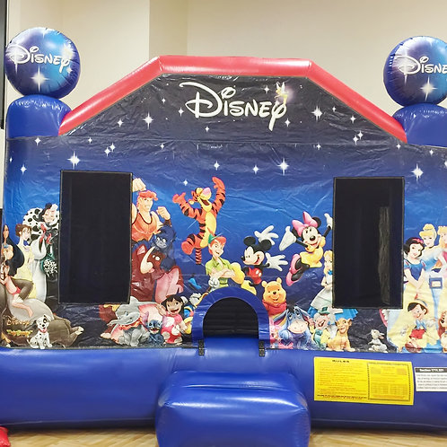 World of Disney Bounce House 15x15