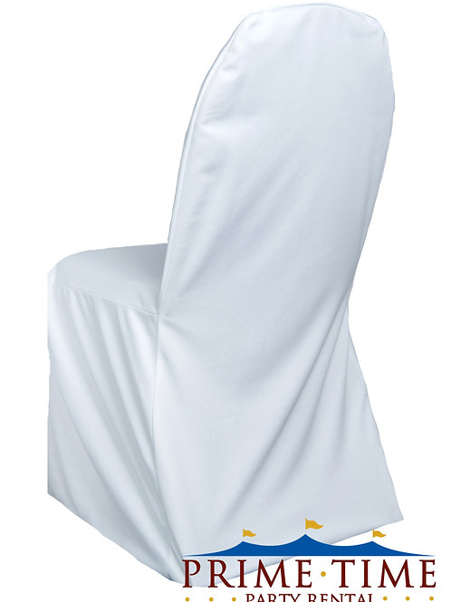 Banquet Stretch White Chair Cover