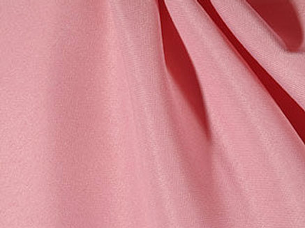 Solid Poly Dusty Rose Linen